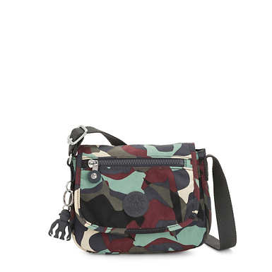 Sabian Printed Crossbody Mini Bag - Camo