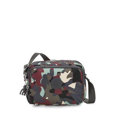 Silen Printed Crossbody Bag - Camo