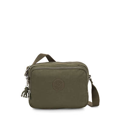 Silen Crossbody Bag - Jaded Green