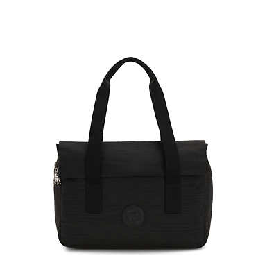 "Perlani 15""Laptop Tote - Black Dazz"