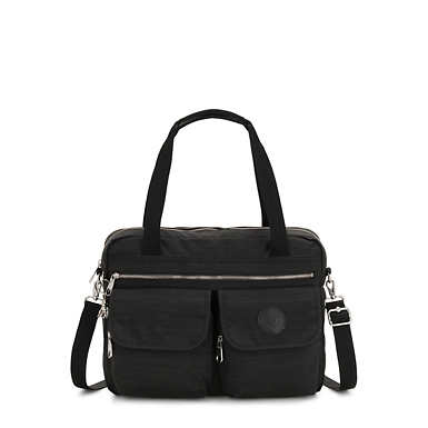 Maric Laptop Handbag - Black Dazz