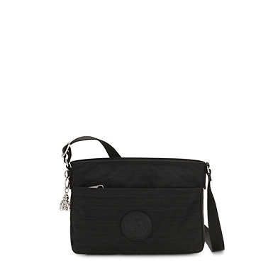 Abel Crossbody Bag - Black Dazz