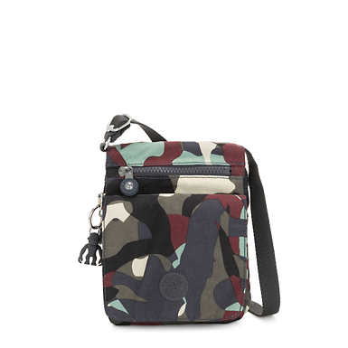 New Eldorado Printed Crossbody Bag - Camo