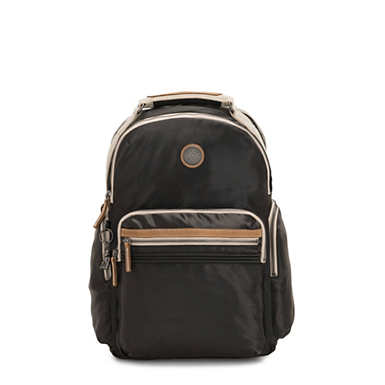 Osho Laptop Backpack - Delicate Black