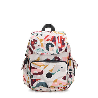 Printed Backpack - Music Print