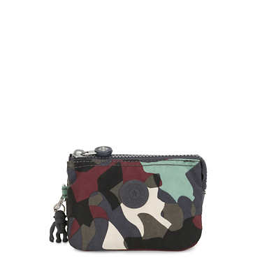 Creativity Small Printed Pouch - Camo