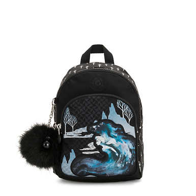키플링 디즈니 겨울왕국2 미니 백팩 Kipling CourtsDisneys Frozen II Mini Backpack,Through The Forest