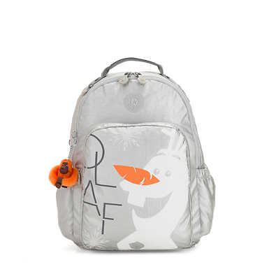 "Disney's Frozen II Seoul Go Large 15"" Laptop Backpack - Frosted Olaf"