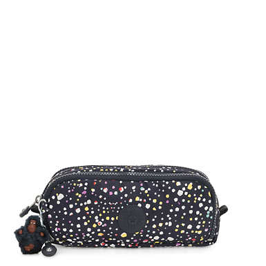 Gitroy Printed Pencil Case - Happy Dot