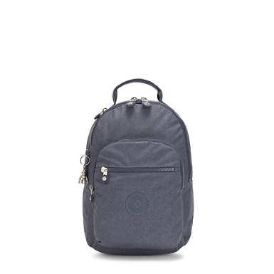 키플링 서울 백팩 스몰 11인치  Kipling Seoul Small11 Laptop Backpack,Navy Blue Twist