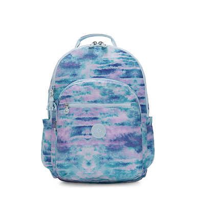 "Seoul Extra Large Printed 17"" Laptop Backpack"
