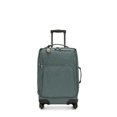 Darcey Small Carry-On Rolling Luggage - Light Aloe