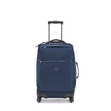 키플링 달시 롤링 캐리어 스몰 Kipling Darcey Small Carry-On Rolling Luggage,Blue Blue