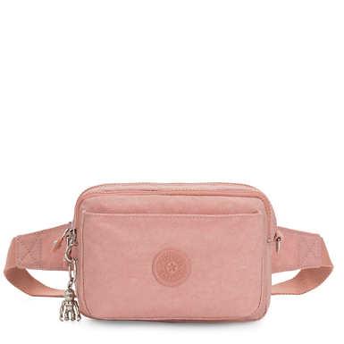 Abanu Multi Convertible Crossbody Bag - Glimmer Pink