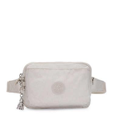 Abanu Multi Convertible Crossbody Bag - Glimmer Grey