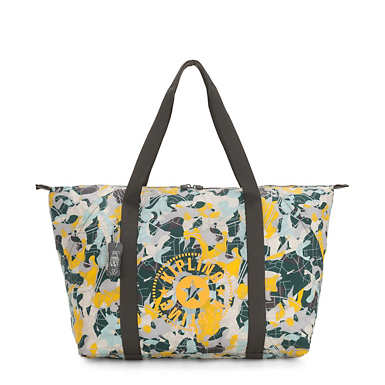 Tote Pack Printed Foldable Tote - Camo