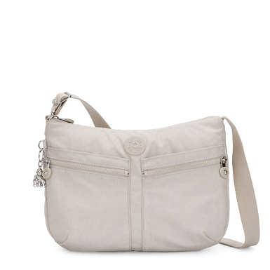 Izellah Crossbody Bag - Glimmer Grey