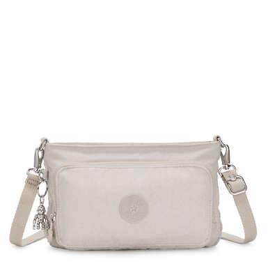 Myrte Convertible Bag - Glimmer Grey