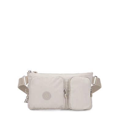 키플링 프레스토 업 벨트백 Kipling Presto Up Waist Pack,Glimmer Grey