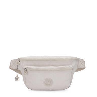키플링 야세미나 벨트백 엑스라지 Kipling Yasemina Extra Large Waist Pack,Glimmer Grey