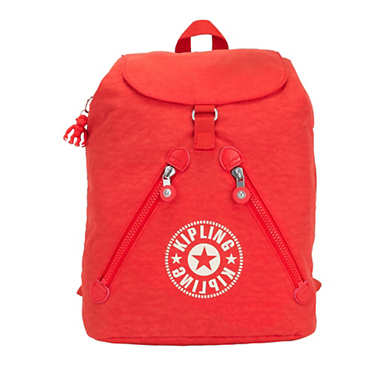 Fundamental Backpack - Active Red