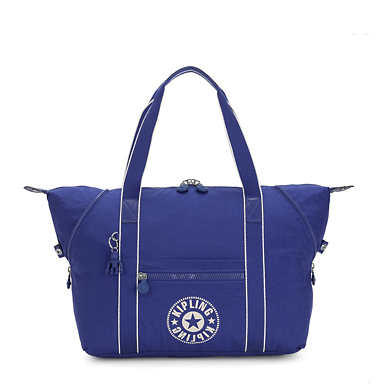 Art Medium Tote Bag - Laser Blue
