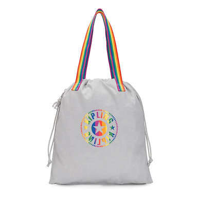 New Hip Hurray Tote Bag - Curiosity Grey