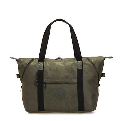 Art Medium Tote Bag - Satin Camo