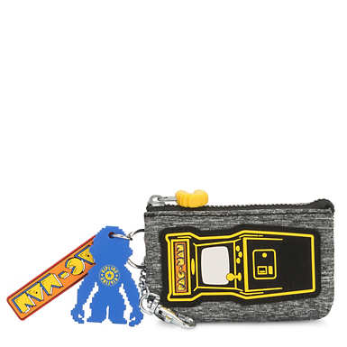 Pac-Man Creativity Mini Pouch Keychain