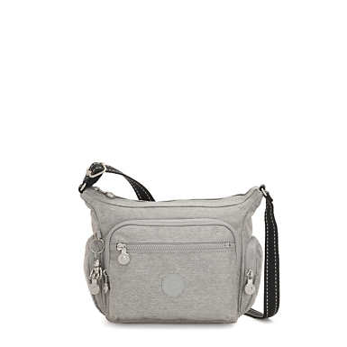 Gabbie Small Crossbody Bag - Chalk Grey