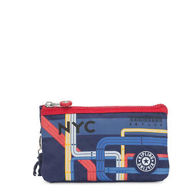 Creativity Large Pouch - NYC Code