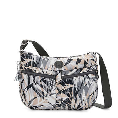 Izellah Printed Crossbody Bag - Urban Palm