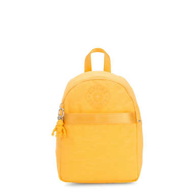 Imer Small Backpack - Vivid Yellow
