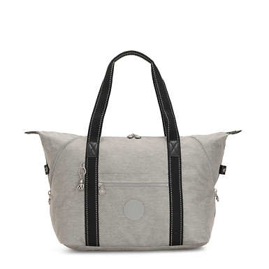 Art Medium Tote Bag - Chalk Grey