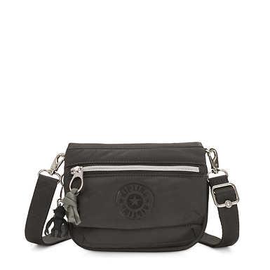 Tulia Convertible Bag - Cold Black