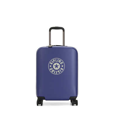 Curiosity Small 4 Wheeled Rolling Luggage