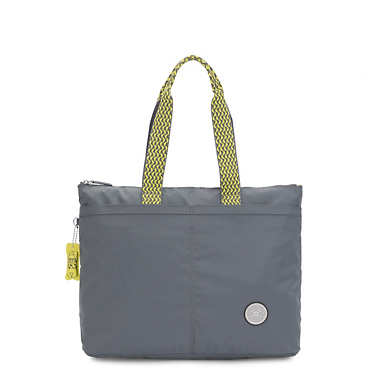 "Chika 13"" Laptop Tote Bag - Dark Carbon"