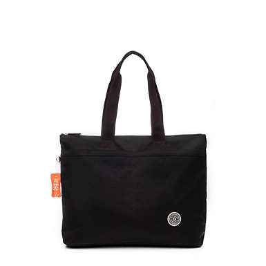 "Chika 13"" Laptop Tote Bag - Brave Black"