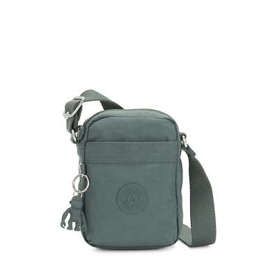 Hisa Mini Crossbody Bag - Light Aloe