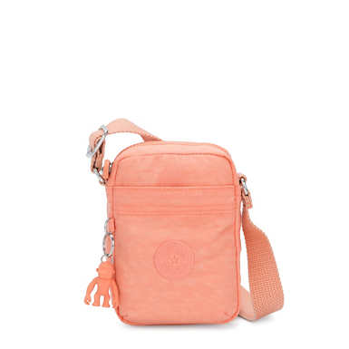 Hisa Mini Crossbody Bag - Peachy Coral