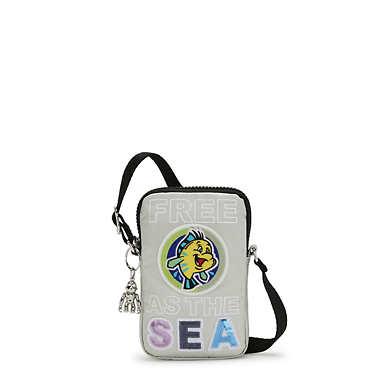 키플링 X 디즈니 인어공주 탈리 폰백 Kipling Disneys The Little Mermaid Tally Crossbody Phone Bag,Make A Splash