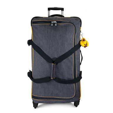 Cyrah Large Rolling Luggage - Extreme Block