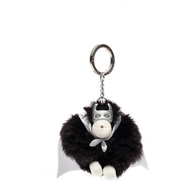 Kipling Hero Monkey Keychain - Monkey Black