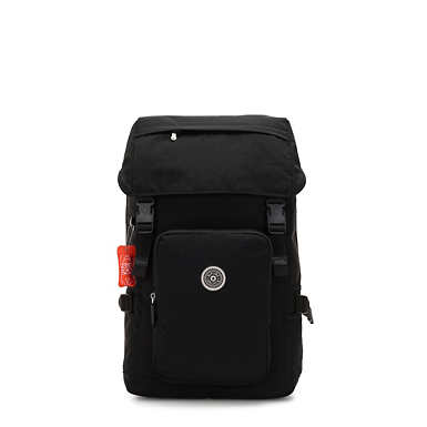 Yantis Laptop Backpack - Brave Black