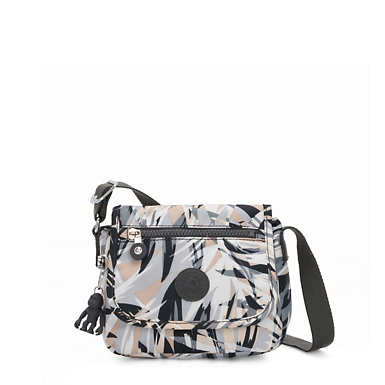 Sabian Printed Crossbody Mini Bag - Urban Palm