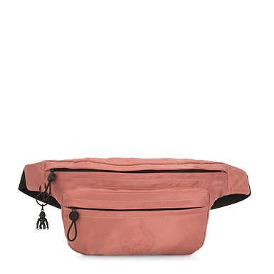 Yasemina Extra Large Waist Pack - Satin Rust
