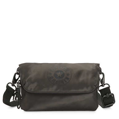 Ibri Mini Convertible Bag - Cold Black