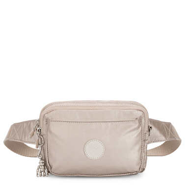 Abanu Multi Metallic Convertible Crossbody Bag - Metallic Glow