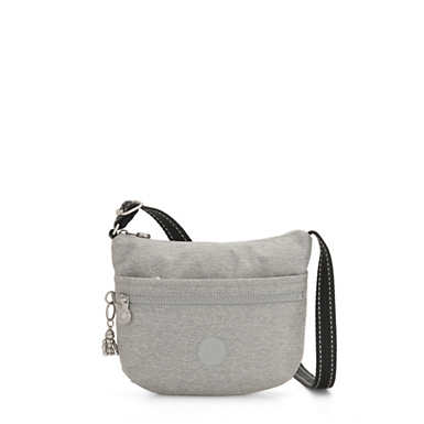 Arto Small Crossbody Bag - Chalk Grey
