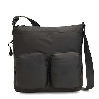 Eirene Tote Bag - Cold Black